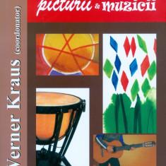Werner Kraus - Puterea vindecatoare a picturii si muzicii - 23381 - Carte ezoterism