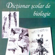 Ana Otvos - Dictionar scolar de biologie - 2805 - DEX
