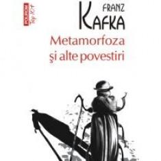 Franz Kafka - Metamorfoza si alte povestiri - 11506 - Nuvela