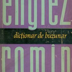 Serban Andronescu - Dictionar de buzunar englez-roman - 15113 - DEX