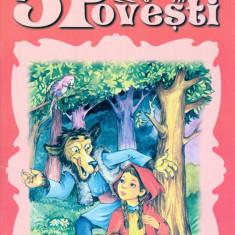 Cartea cu 5 Povesti (6).Fratii Grimm. - 16103 - Carte educativa