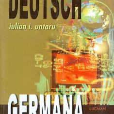 Iulian I. Untaru - Germana pentru informatica - 28898 - Carte despre internet