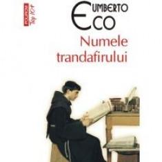 Umberto Eco - Numele trandafirului (Editia 2011) - 11514 - Nuvela