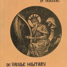 Vasile Militaru - Psaltirea in versuri - 2435 - Carti ortodoxe