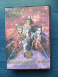 CIRQUE DU SOLEIL - 10 spectacole - Colectie 10 DVD-uri