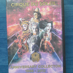 CIRQUE DU SOLEIL - 10 spectacole - Colectie 10 DVD-uri - Film Colectie, Altele