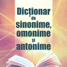 Alexandru Emil M. - Dictionar de sinonime, omonime si antonime - 7322 - DEX