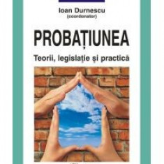 Ioan Durnescu - Probatiunea. Teorii, legislatie si practica - 10159 - Carte Legislatie