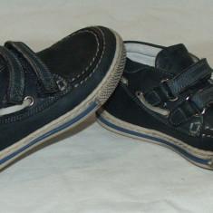 Pantofi copii piele RONDINELLA - nr 25, Culoare: Din imagine, Baieti, Piele naturala