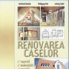 Gottfried Haefele - Renovarea caselor - 506 - Carte amenajari interioare
