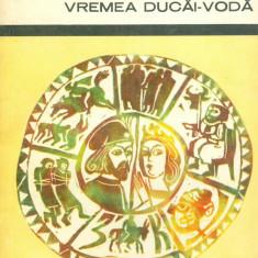 Mihail Sadoveanu - Zodia cancerului sau vremea Ducai-Voda - 25953 - Roman, Anul publicarii: 1968