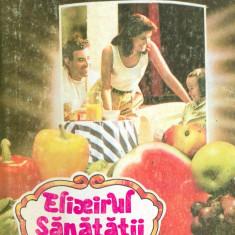 Marieta Vincler - Elixirul sanatatii - 26512 - Carte tratamente naturiste