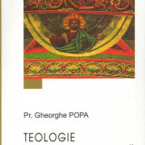 Gheorghe Popa - Teologie si demnitate umana - 21011