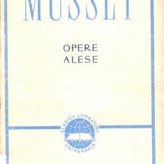 Alfred de Musset - Opere alese - 22008 - Roman, Anul publicarii: 1959