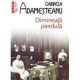 Gabriela Adamasteanu - Dimineata pierduta - 12631 - Roman, Polirom, Anul publicarii: 2011