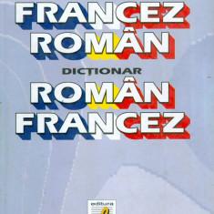 Gheorghina Hanes - Dictionar francez-roman roman-francez - 15115 - DEX