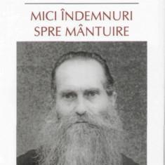 Parintele Arsenie Papacioc - Mici indemnuri spre mantuire - 1513 - Carti ortodoxe