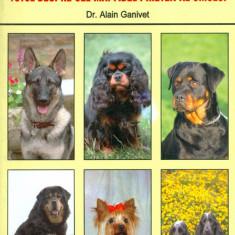 Dr. Alain Ganivet - Cainele - 27998 - Carti Zootehnie