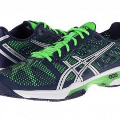 Adidasi ASICS Gel-Solution® Speed 2 Clay Court   100% originali, import SUA, 10 zile lucratoare - Adidasi barbati