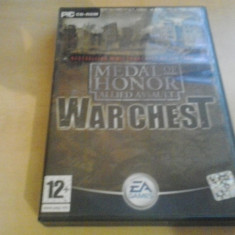 Joc PC Electronic Arts -Medal of honor - Allied assault War Chest 3 in 1 (BOX SET) - (GameLand ), Shooting, 16+, Single player