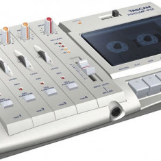Tascam MF-P01 Portastudio 4 Channel Cassette Recorder - Deck audio