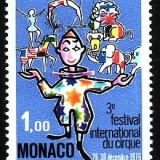 Monaco 1976 - cat.nr.1078 neuzat, perfecta stare - Timbre straine