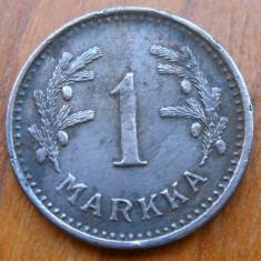 FINLANDA 1 MARKKA 1945
