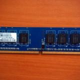 Memorie Desktop NANYA 512MB DDR2 667-5300U-555, DDR 2, 512 MB