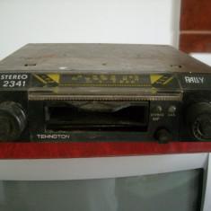 RADIOCASETOFON AUTO RALLY RC 2341, TEHNOTON . - CD Player MP3 auto