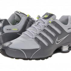 Adidasi Nike Shox NZ   100% originali, import SUA, 10 zile lucratoare - Adidasi barbati