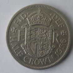 HALF CROWN 1956 MAREA BRITANIE