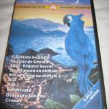 Colectie 10 DVD Filme desene animate dublate in limba romana - Film animatie