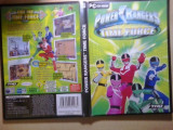 Joc PC - Power Rangers Time Force (GameLand - sute de jocuri), Actiune, Toate varstele