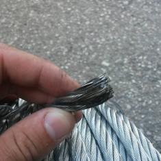 Cablu otelit zincat de 8 mm - Cablu si prelungitor