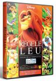Regele Leu 1, 2, 3 ( Lion King 1. 2, 3 ) DVD aminatii limba romana