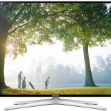 Suport televizor (TV stand) Samsung LED 40' crom BN96-30996A + BN96-31001A