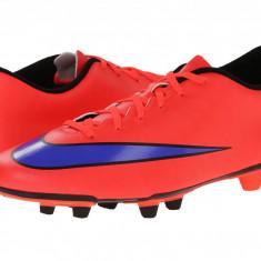 Adidasi Nike Mercurial Vortex II FG | 100% originali, import SUA, 10 zile lucratoare - Ghete fotbal Nike, Barbati, Iarba: 1