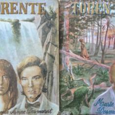 TORENTE - Marie Anne Desmarest (2 volume) - Roman dragoste