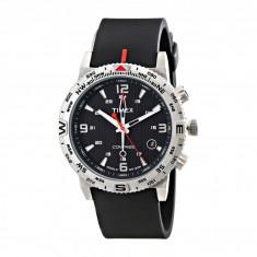 Ceas Timex Intelligent Quartz Adventure Series Compass Silicone Strap Watch   100% originali, import SUA, 10 zile lucratoare - Ceas barbatesc