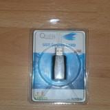 Placa de sunet usb QUER / Placa de sunet 3DSoud Vitual 5.1 Sound - Placa de sunet PC Alta