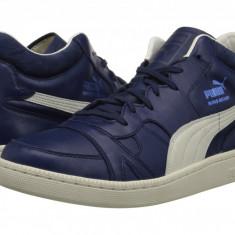 Adidasi PUMA Becker Leather | 100% originali, import SUA, 10 zile lucratoare - Ghete barbati