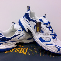 Adidas original Everlast Run. Marimea 44, 5; 45, 5; 46 - Adidasi barbati Everlast, Culoare: Bleu, Bleumarin, Textil