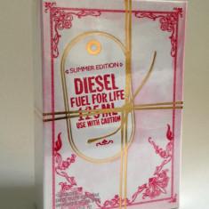 DIESEL FUEL FOR LIFE SUMMER edition- dama, 125ml.-replica calitatea A++ - Parfum femeie Diesel, Apa de toaleta