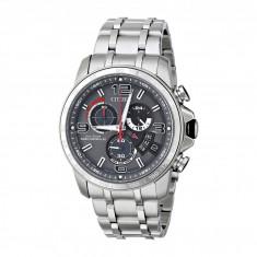 Ceas Citizen Watches BY0100-51H Eco-Drive Chrono Time A-T | 100% originali, import SUA, 10 zile lucratoare - Ceas barbatesc