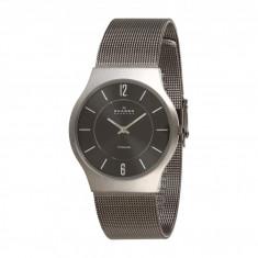 Ceas Skagen 233LTTM Titanium Mesh Watch | 100% originali, import SUA, 10 zile lucratoare - Ceas barbatesc
