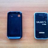 Vand samsung galaxy s i9000 - Telefon mobil Samsung Galaxy S Plus, Negru, Neblocat