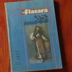 Almanah Flacara 1985 !!!