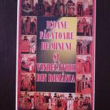 ICOANE FACATOARE DE MINUNI SI VINDECATORI DIN ROMANIA -- Olimpia Perescu - 1997 - Carti ortodoxe