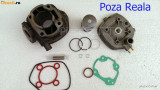 Kit Cilindru / Set Motor + CHIULOASA Scuter Malaguti F12 / F12R / F15 49cc 50cc