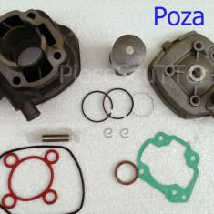 Kit Cilindru / Set Motor + CHIULOASA Scuter Malaguti F12 / F12R / F15 49cc 50cc - Set cilindri Moto